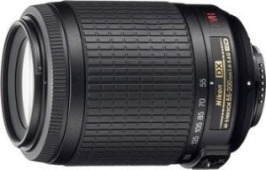 Nikon 55-200 mm F4-5.6 AF-S DX VR IF-ED