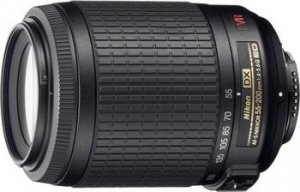 Nikon 55-200MM f4.0 -5.6G AF-S DX VR Zoom-Nikkor IF-ED