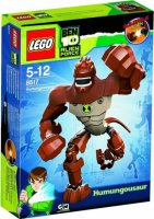 LEGO Ben 10 Alien Force 8517 Humungousaur