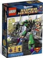 LEGO Super Heroes 6862 Superman vs. Power Armor Lex