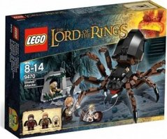 LEGO The Lord of the Rings 9470 Shelob útočí