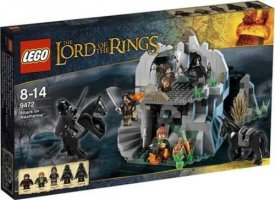 LEGO The Lord of the Rings 9472 Útok na Weathertop