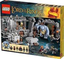 LEGO The Lord of the Rings 9473 Doly v v Morii