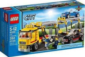 LEGO City 60060 Autotransportér