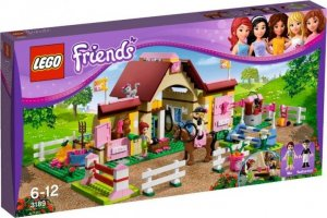 LEGO Friends 3189 Stáje v Heartlake
