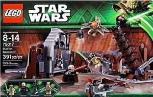LEGO Star Wars 75017 Duel on Geonosis