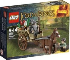 LEGO The Lord of the Rings 9469 Gandalf přichází