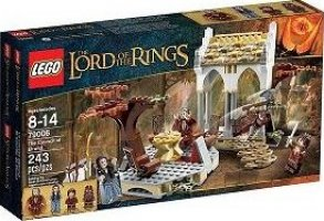 LEGO The Lord of the Rings 79006 Koncil u Elronda